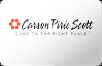 Carson's gift card