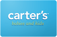 Carters gift card
