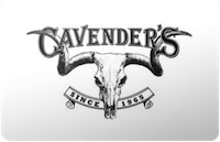 Cavenders gift card