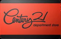 Century 21 gift card