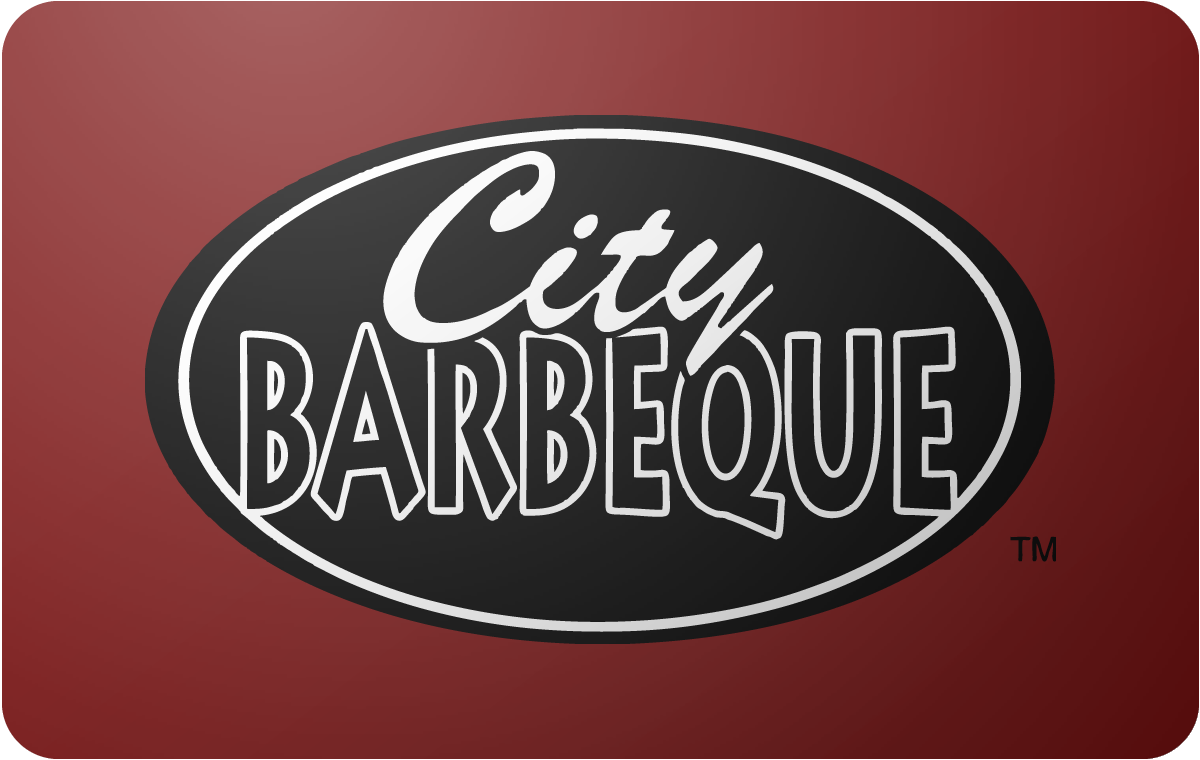 City BBQ gift card