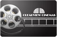 clearview cinemas gift card