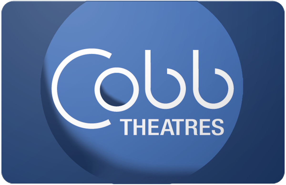 Cobb Theatres gift card