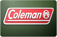 Coleman gift card