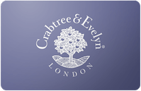 Crabtree & Evelyn gift card