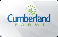 Cumberland Farms gift card
