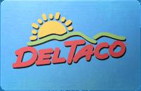 Del Taco gift card