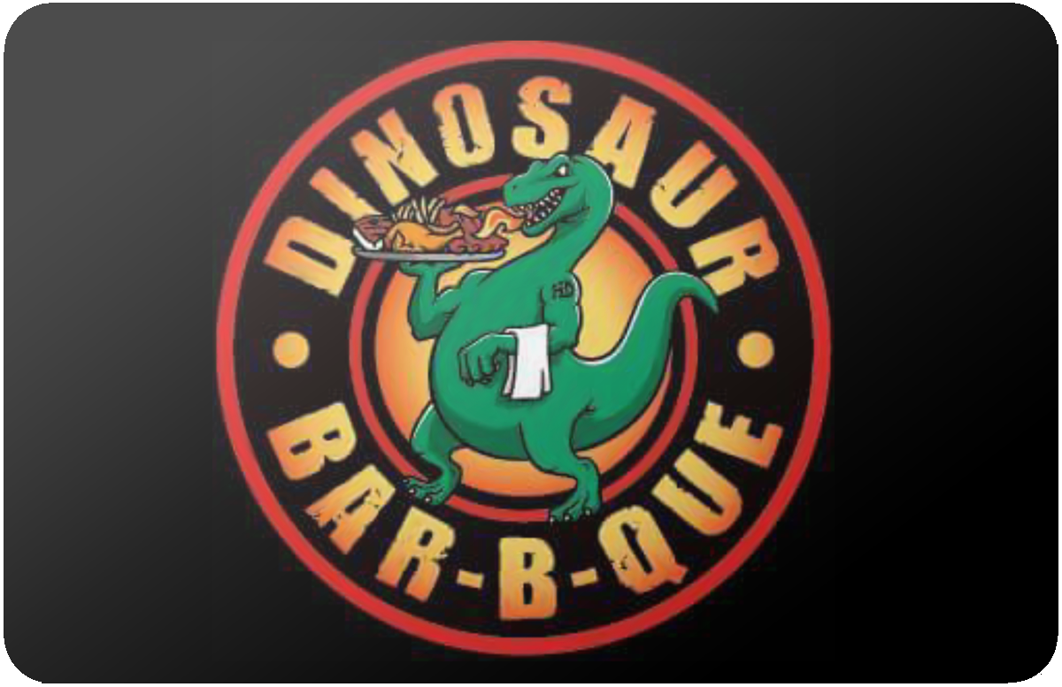 Dinosaur Bar-B-Que  gift card