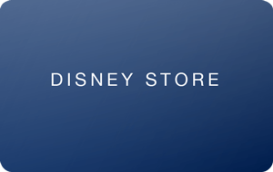 Disney Store (Not Disney Parks) gift card