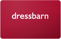 Dress Barn gift card
