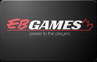EBGames gift card