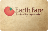 Earth Fare gift card