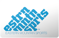 Eastern Mountain Sports gift card