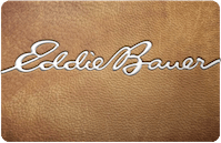 Eddie Bauer In-Store Only gift card