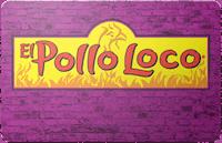 El Pollo Loco gift card