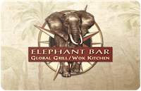 Elephant Bar gift card