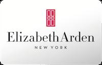 Elizabeth Arden gift card