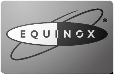 Equinox gift card