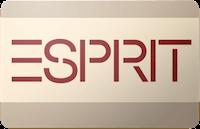 Esprit gift card