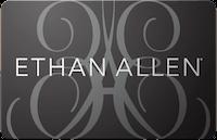 Ethan Allen gift card