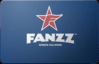 Fanzz gift card