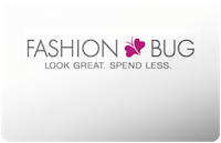 Fashion Bug gift card