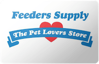 Feeders Supply gift card
