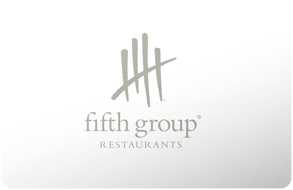 Fifth Group Restaurants gift card