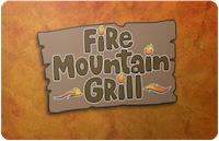 Fire Mountain Grill gift card
