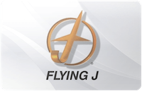 Flying J gift card