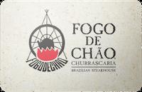 Fogo De Chao gift card