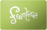 Frontera Mex-Mex Grill gift card