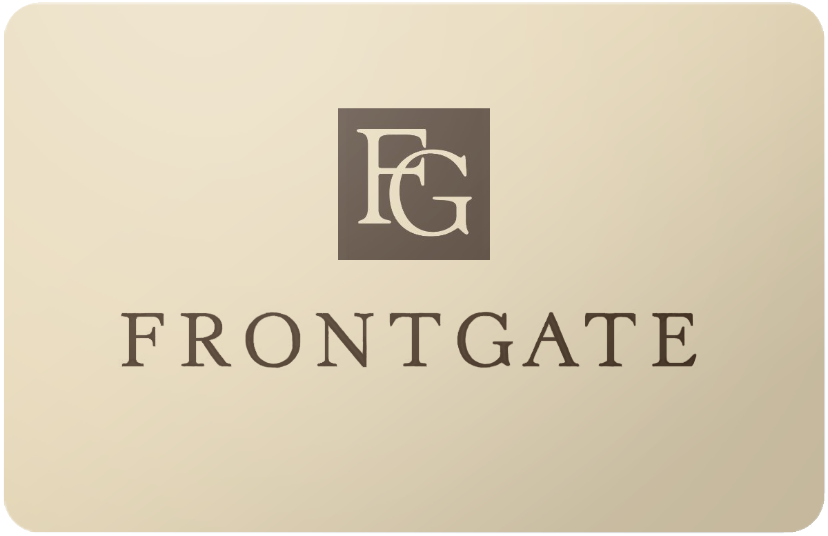 Frontgate gift card
