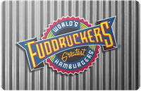 Fuddruckers gift card