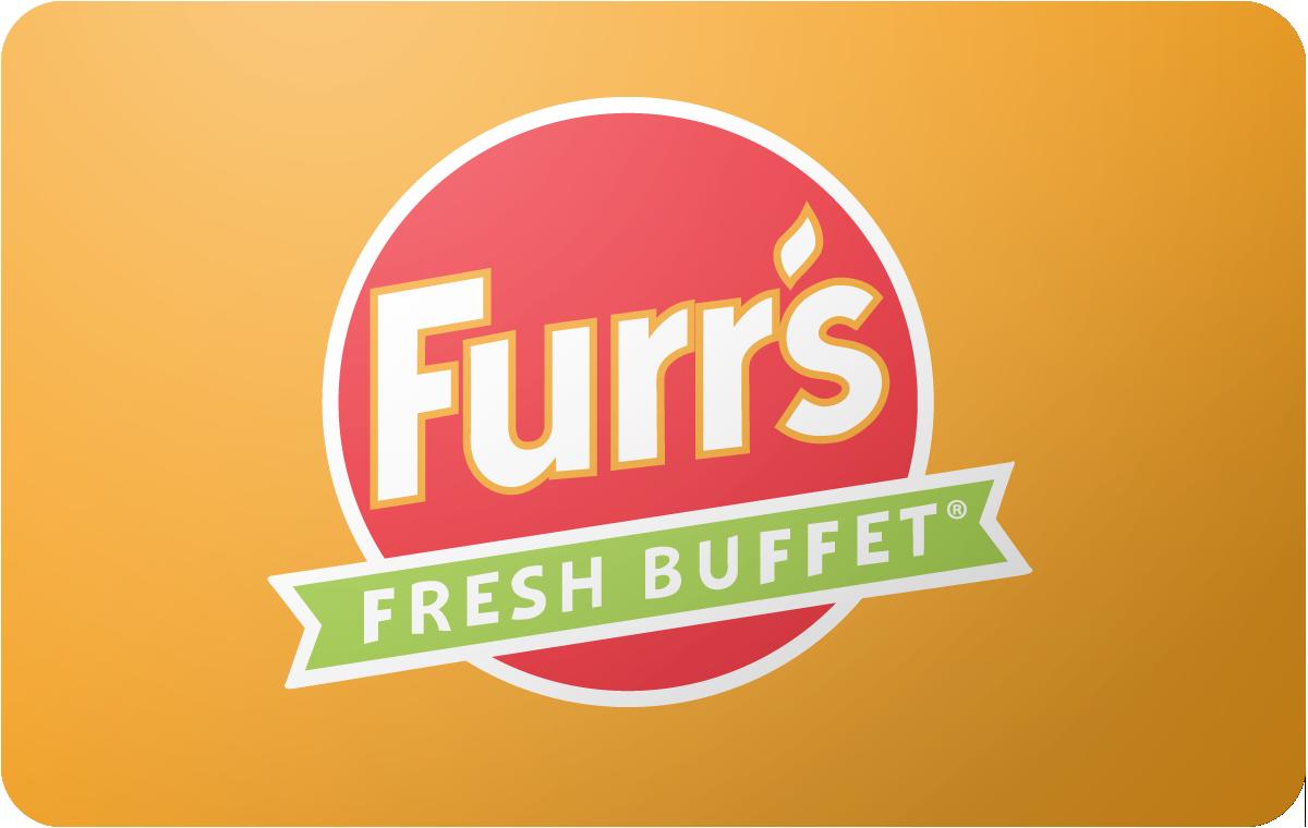 Furr's Fresh Buffet gift card