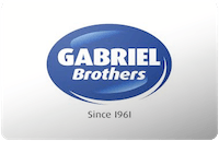 Gabriel Brothers gift card