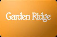 Garden Ridge gift card