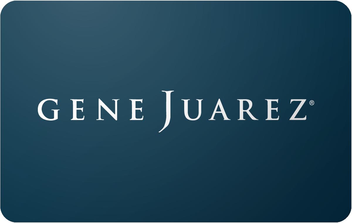Gene Juarez gift card