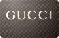 Gucci gift card