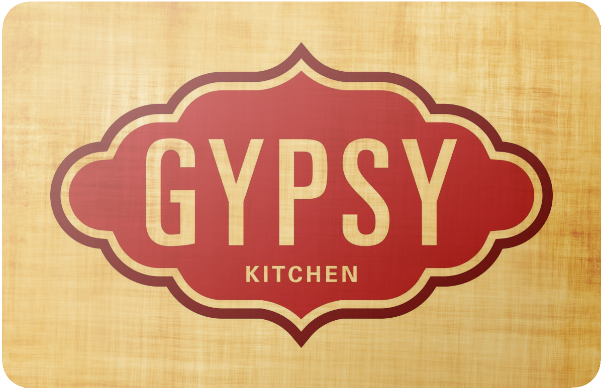 Gypsy Kitchen gift card