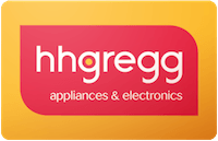 HH Gregg gift card
