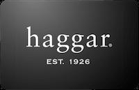 Haggar gift card
