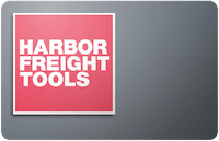 Harbor Freight Tool gift card