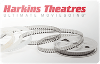Harkins Theatres gift card