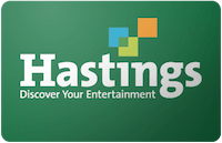 Hastings gift card