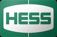 Hess gift card