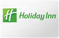 Holiday Inn gift card