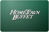 Hometown Buffet gift card