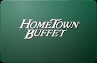 Hometown Buffet gift card