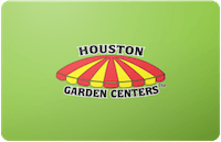 Houston Garden Centers gift card